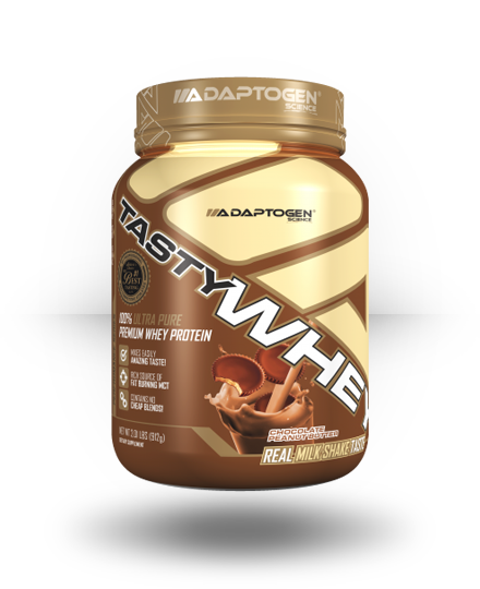 Adaptogen Science Tasty Whey Chocolate Peanut Butter, 2 lb