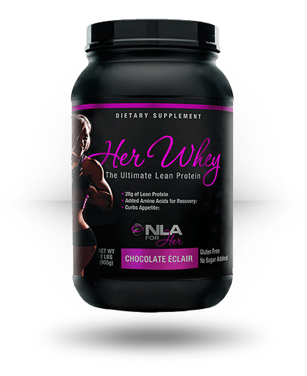NLA For Her Her Whey Chocolate Eclair 2 lb
