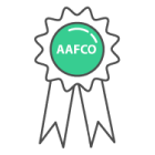 Azestfor Icon AFFCO badge infographic