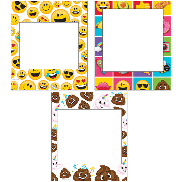 Show Your Emojions Photo Frame