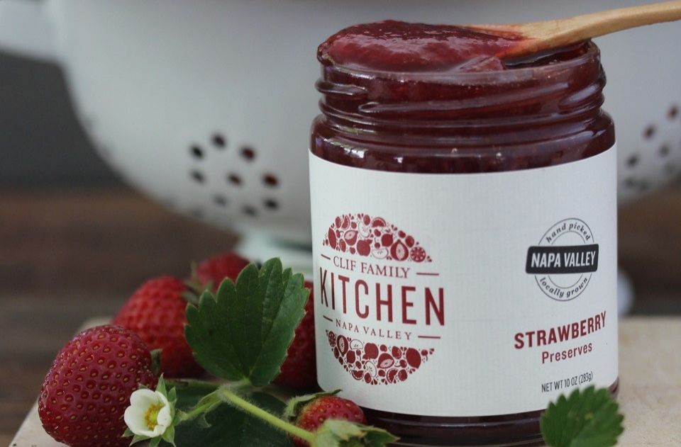 Strawberry- Preserves