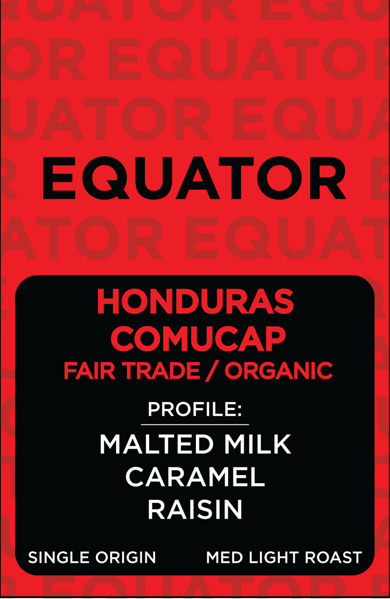 Honduras Comucap- single origin