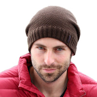 Beanies for Men Hats Snow Caps 6 Colors
