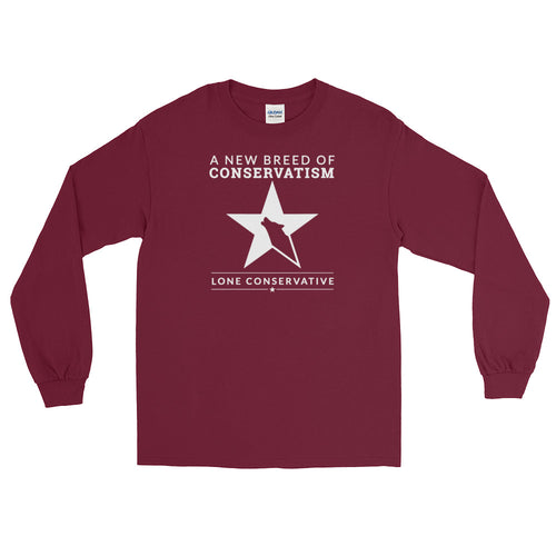 A New Breed of Conservatism Long Sleeve