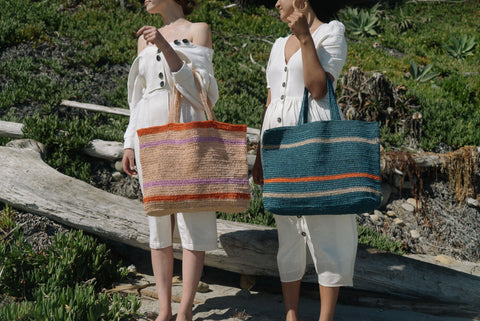 Lola Tote and Luna Tote by Someware