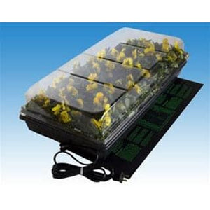 Germination Station with Heat Mat - Aquaponics For Life