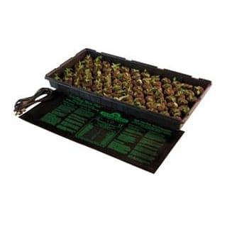 Seedling Heat Mat 9″ x 19.5″ (17Watts) - Aquaponics For Life