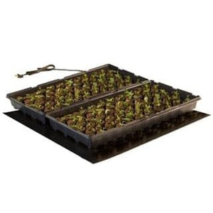 Seedling Heat Mat 20″x20″ (45 Watts) - Aquaponics For Life