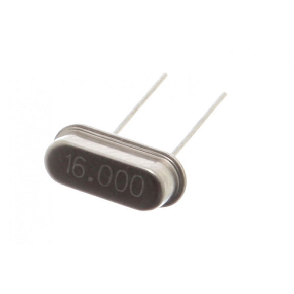 16 Mhz Crystal Oscillator - Bageera - The Resource Hub