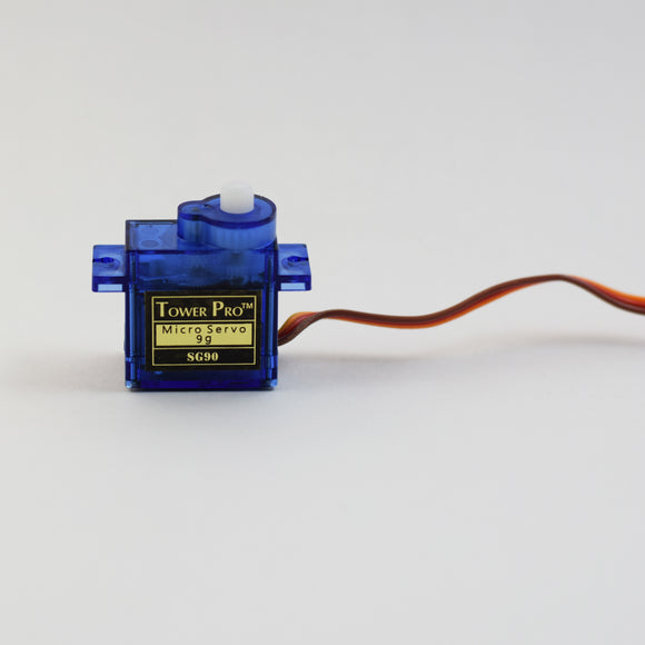 SG90 Servo Motor - Bageera - The Resource Hub