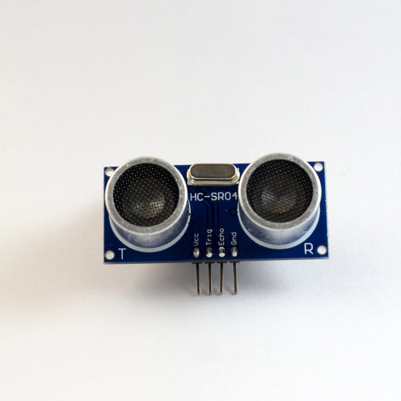 Ultrasonic Distance Sensor Module HC SR04 - Bageera - The Resource Hub