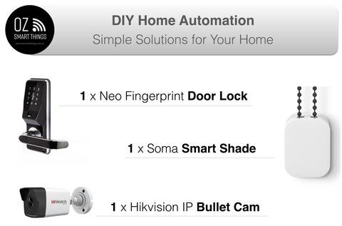 DIY Smart Home Automation Kit