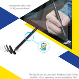 12 inch Graphics Drawing Tablet XP-Pen Star 06 - Magic Beans Ink