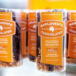 Chocolate Covered Candied Orange Peel, 3.5 oz.