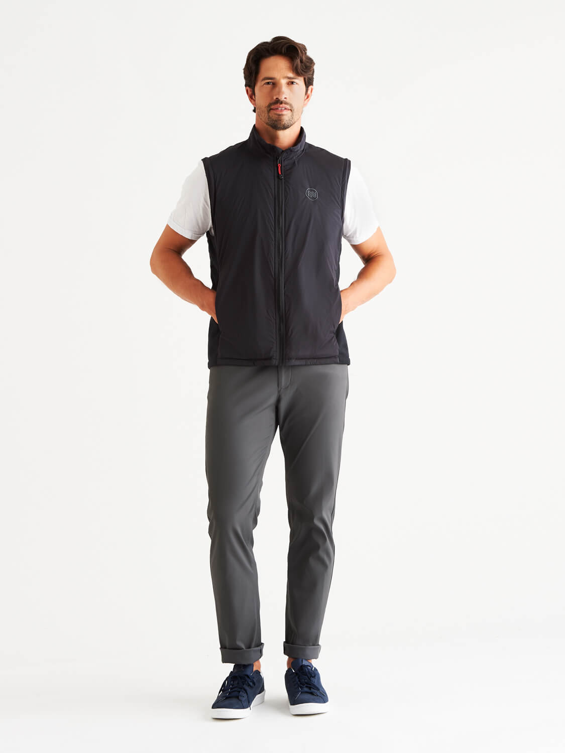 Corton Convertible Jacket Vest
