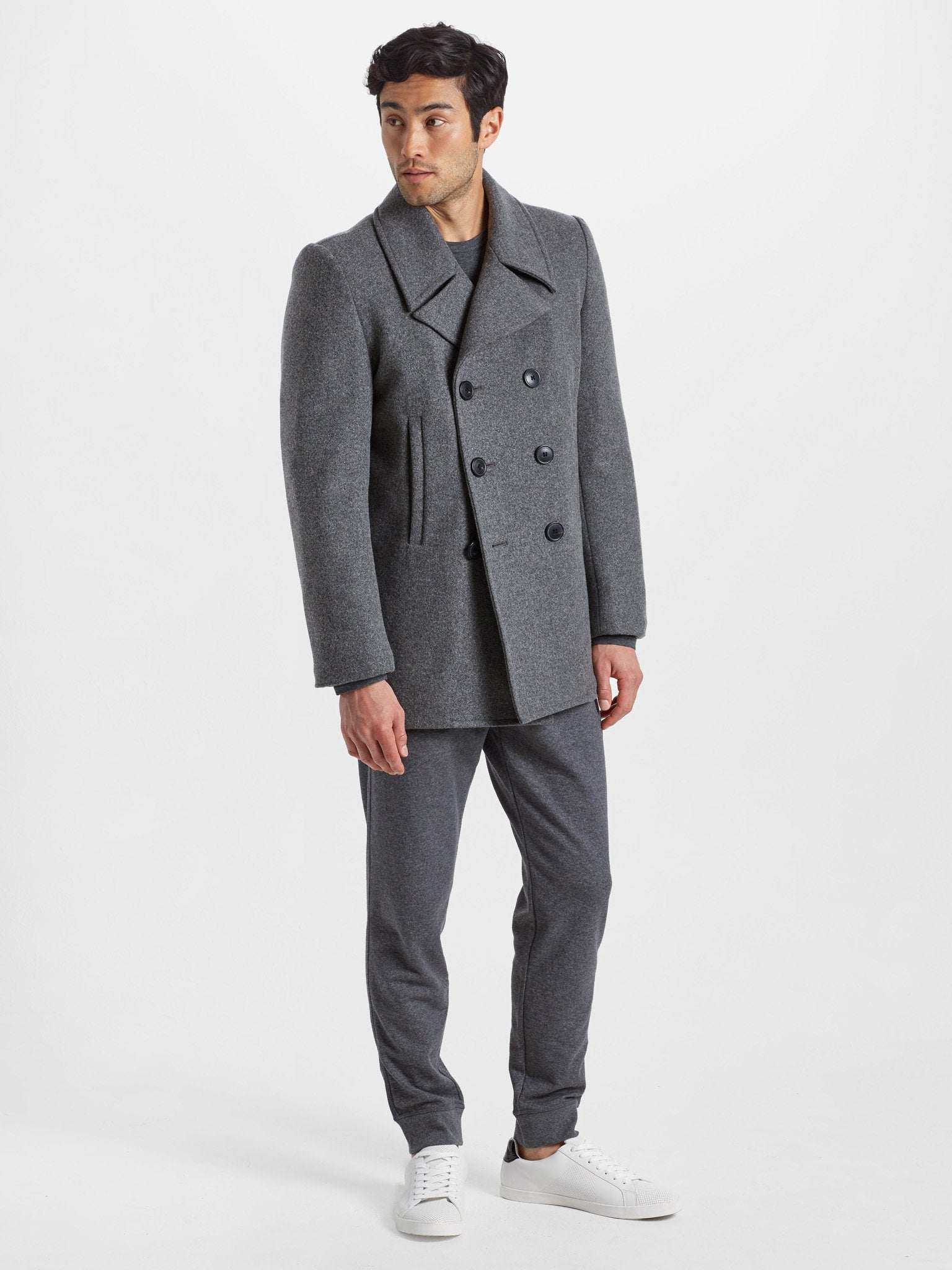 Preston Primaloft® Insulated Peacoat