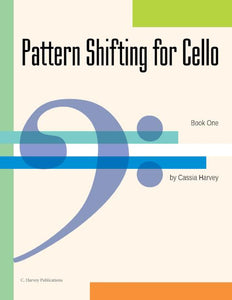 Pattern Shifting for the Cello, Book One - PDF download