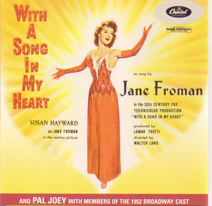 With A Song In My Heart - Pal Joey - 19054
