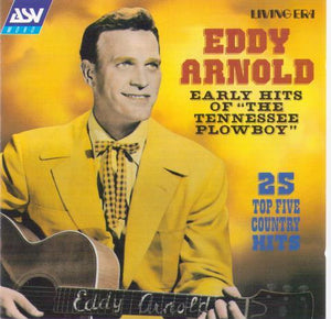 EDDIE ARNOLD 'The Tennessee Plowboy' CD AJA 5321