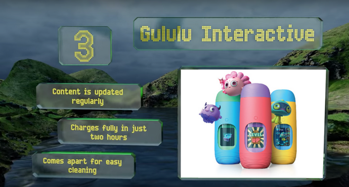 Gululu Ranked in the Top 3 on Wiki's 2019 Best Water Bottles