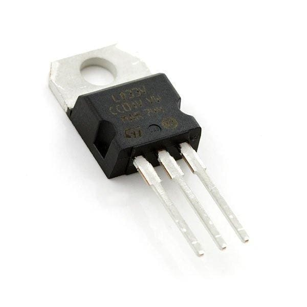 Voltage Regulator - 3.3V - Active Components