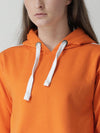 Griffel Women's Solid Hooded Neck Crop Sweatshirt Fleece and Joggers Full set Tracksuit