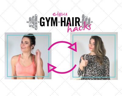 Gym Hair Hacks: How Not to Look Like You Worked Out at Lunch