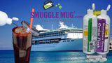 ShampBooze® Deluxe Cruise Flask Kit - 35.6oz