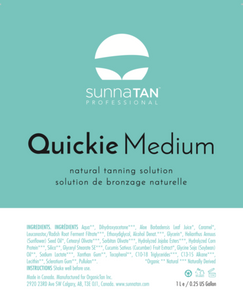 SunnaTan Solution Quickie Medium