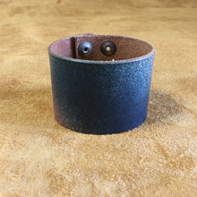 Blue and Red Cuff