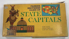 Mad Men: Bobby Draper's Vintage State Capitols Board Game - 2 of 2