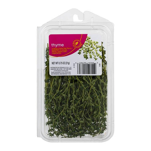 Roots Thyme Organic Pack