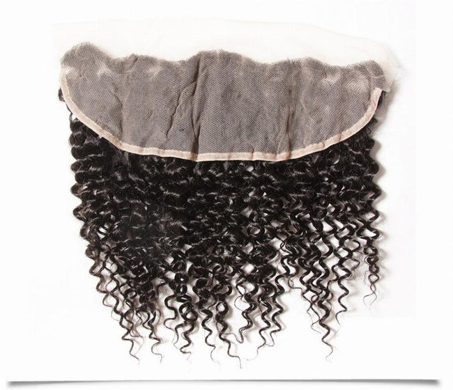 Cambodian  Curly Lace Frontal
