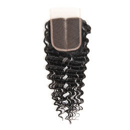 Cambodian  Deep Wave Lace Closure