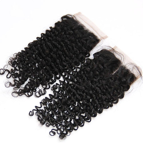 Cambodian Curly Lace Closure