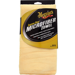 MEGUIARS SUPREME SHINE MICROFIBRE SINGLE