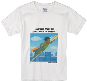 African American Achieve The Impossible T-Shirt