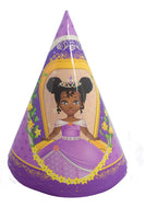 Lemba Princess Party Hats