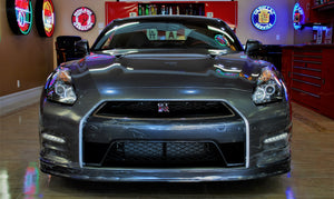 Nissan GTR bumper with Trackarmour paint protection