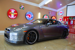 Nissan GTR with TrackArmour paint protection