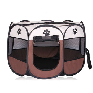 BRAND NEW Portable Indoor/Outdoor Dog Playpen