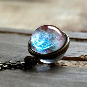 UNIVERSE IN A NECKLACE-   Shipping Cost Cheaper Than Other Seller (Reseller Send By ePacket)