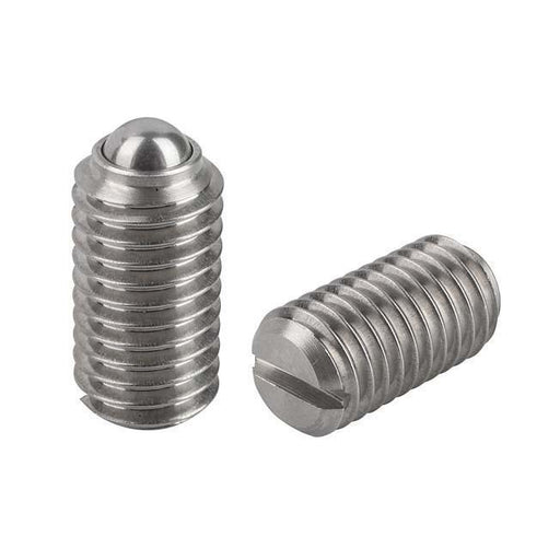 Kipp M4 Threaded Stainless Steel Ball Catch