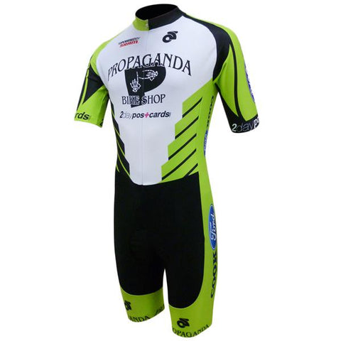 INLINE SHORT SLEEVE SKINSUIT