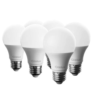 Non-dimmable LED Light Bulb 75 Watt Equivalent Soft White 3000K , Pack of 6