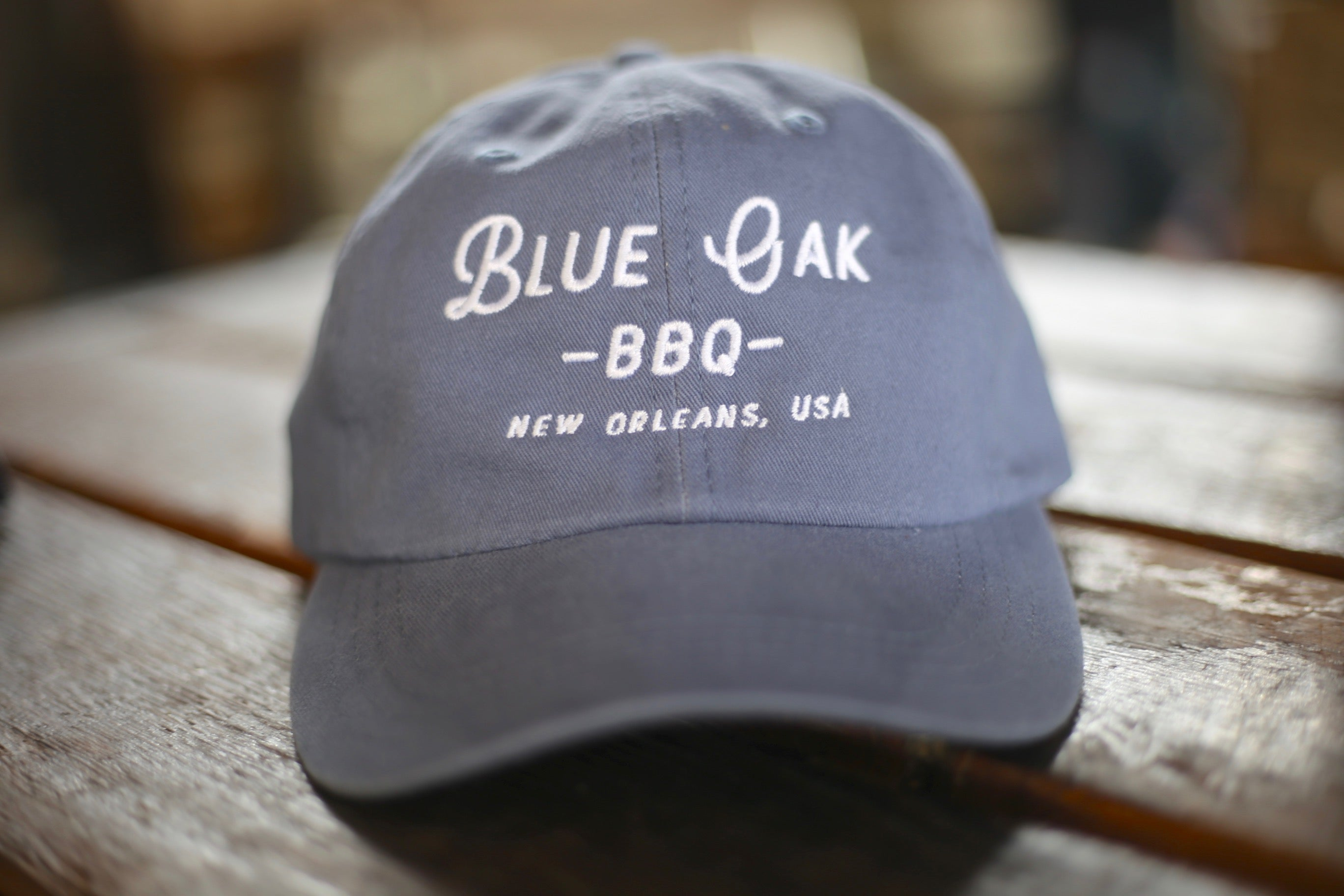Blue Oak Dad Hat
