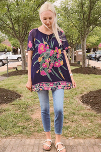 Cait Tassel Tunic ~ Bouquet Bundle