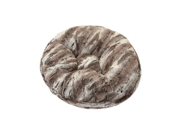 Mountain Fox Bagel Bed