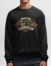 Men's Heavy Blend™ Crewneck Sweatshirt - Fight Club Sweatshirt Printify
