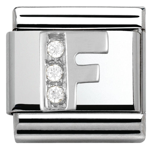Nomination Classic Charm - Silver F